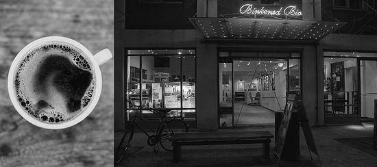 Foto: Gratis kaffe i Birkerød Bio